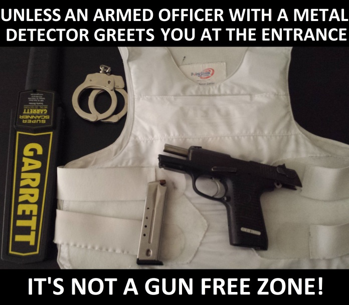 what makes a zone gun free