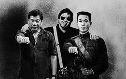 Mayor Duterte and President Aguinaldo