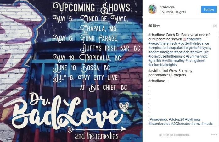 Dr Badlove Instagram